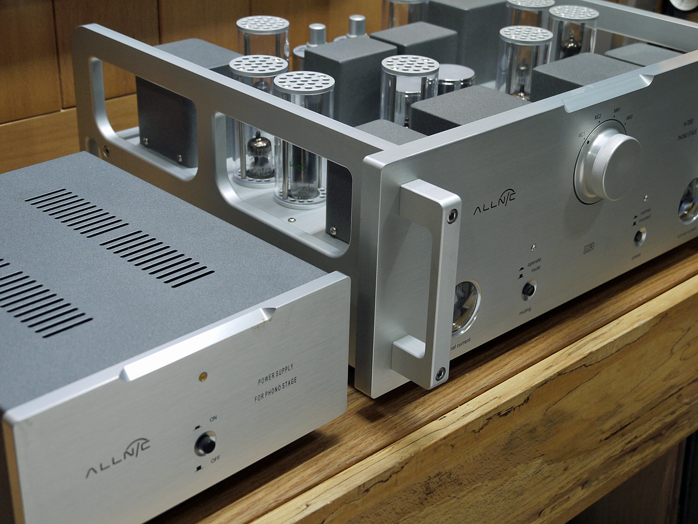 Allnic H7000 Phono Stage – Just Sold !