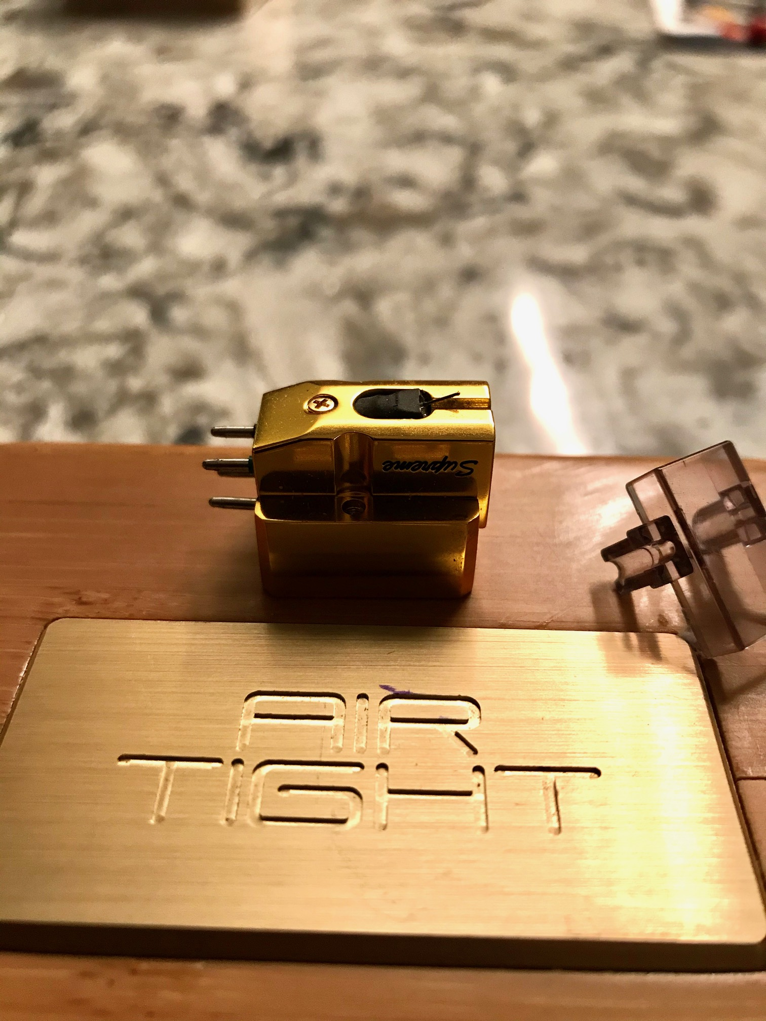 AIRTIGHT PC-1 SUPREME Moving Coil Cartridge