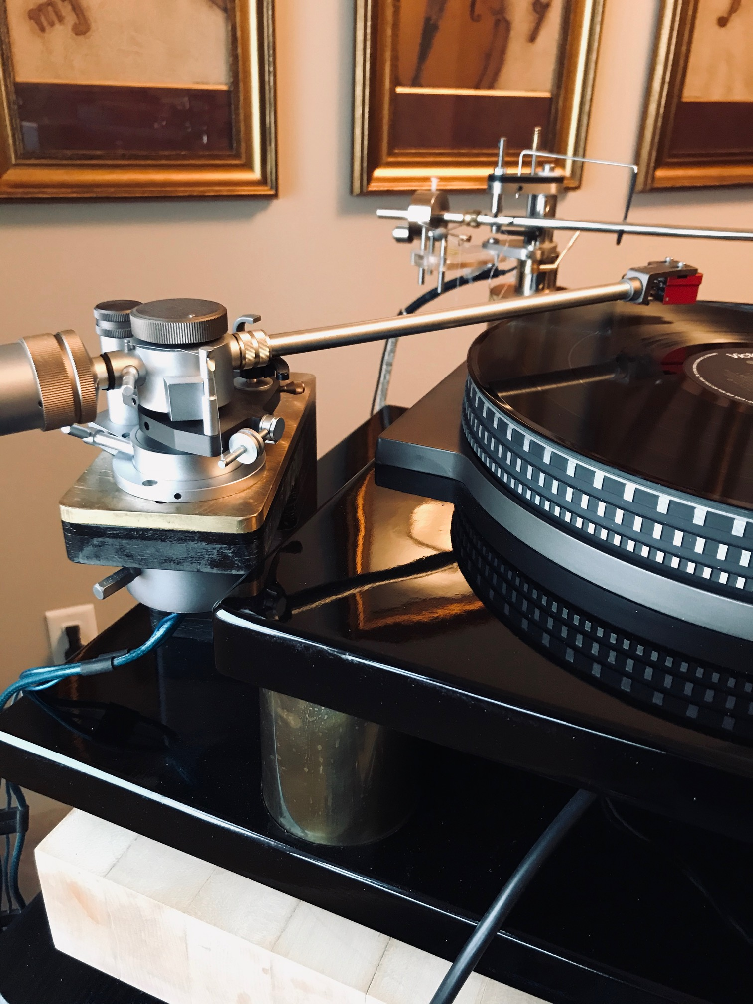 AUDIOCRAFT AC4400 Ultra Rare Multi Wand Tonearm