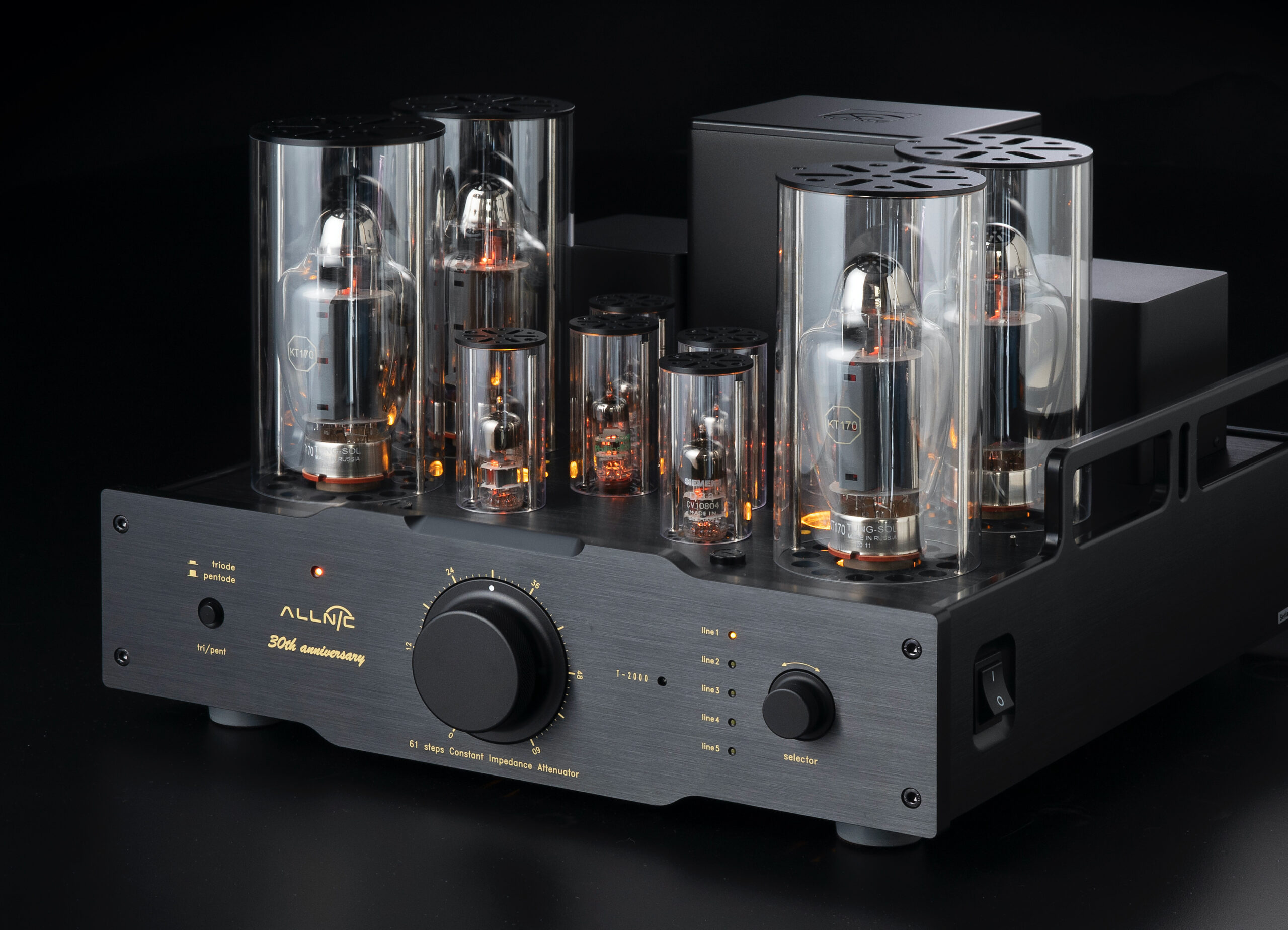T-2000 30th Anniversary Stereo Integrated Amplifier